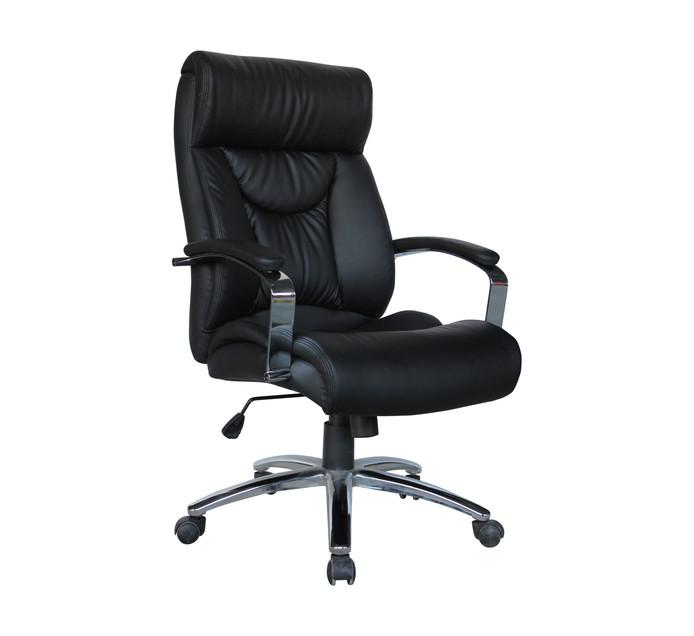 Elite Estello Bonded Leather High-Back Chair