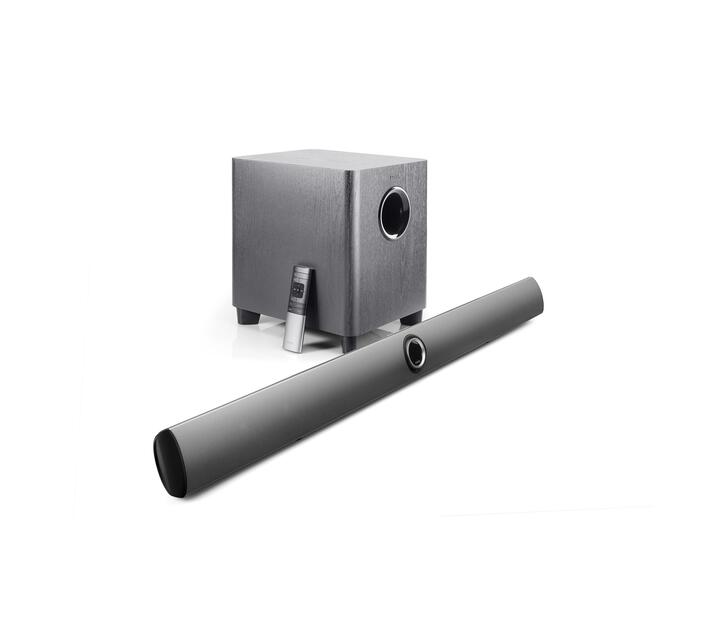 Edifier B8-SIL SmartHome Soundbar with Wireless Subwoofer