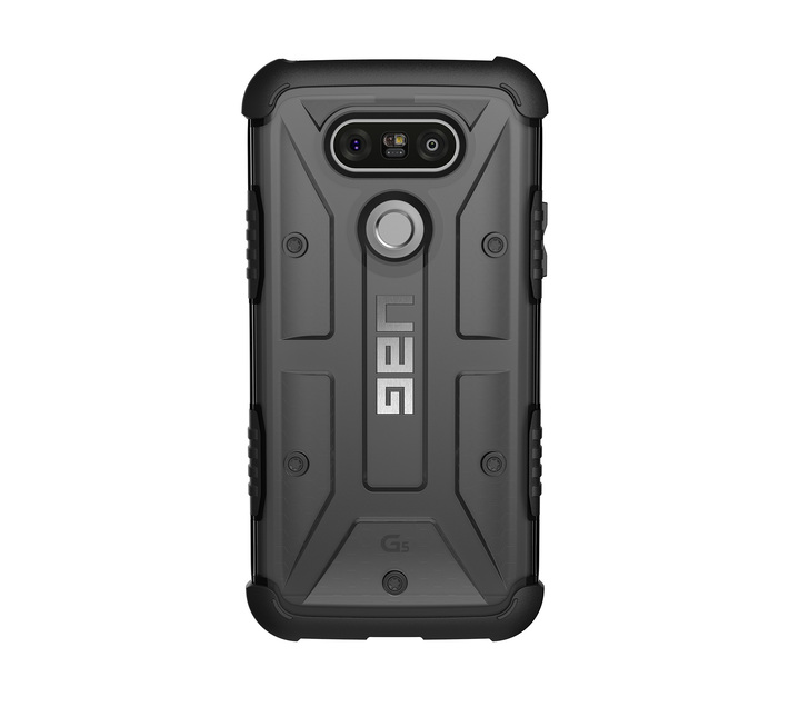 UAG Composite Case - LG G5 (Clear and Black)