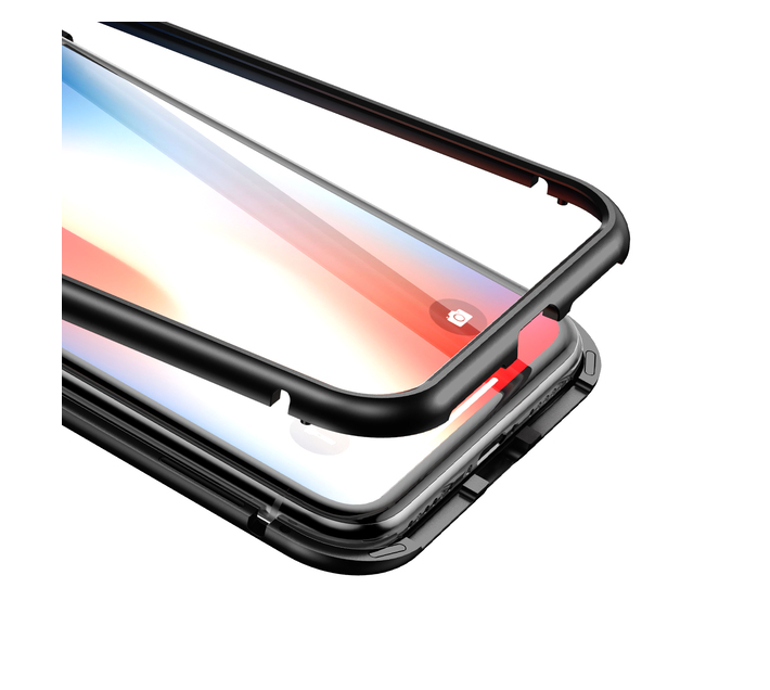 Baseus Magnetite Magnetic Hardware Case for iPhone XS Max - Black