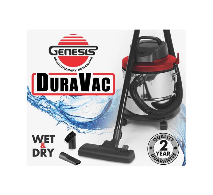 Genesis 14 l Duravac Wet and Dry Vacuum Cleaner