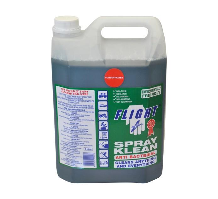 Flight 5 l Spray Klean