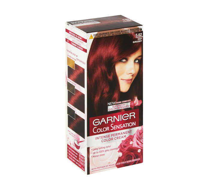 Garnier Colour Sensations 5.62 Intense Precious Gamet (1's)