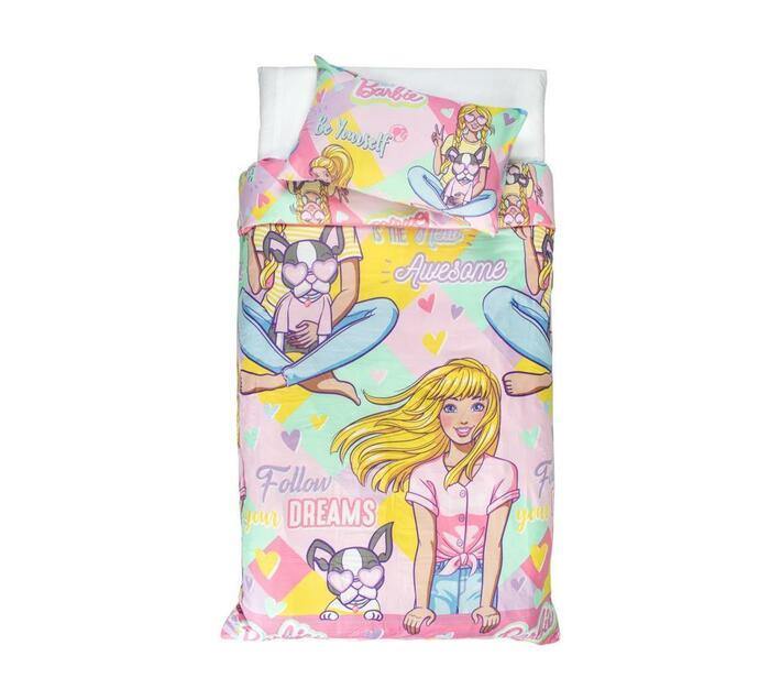 Barbie Double Duvet Cover Set