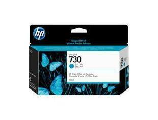 HP 730 - cyan - original - DesignJet - ink cartridge