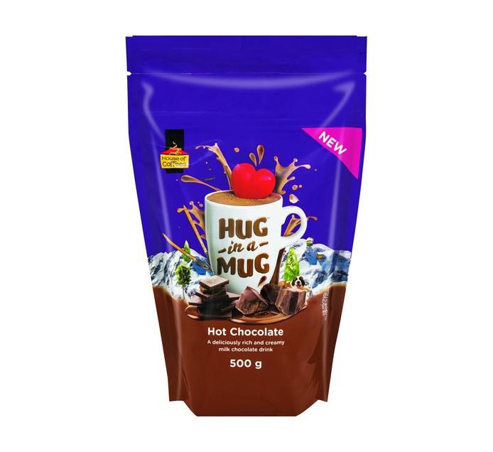 House Of Coffees Hot Chocolate (1 x 500g)