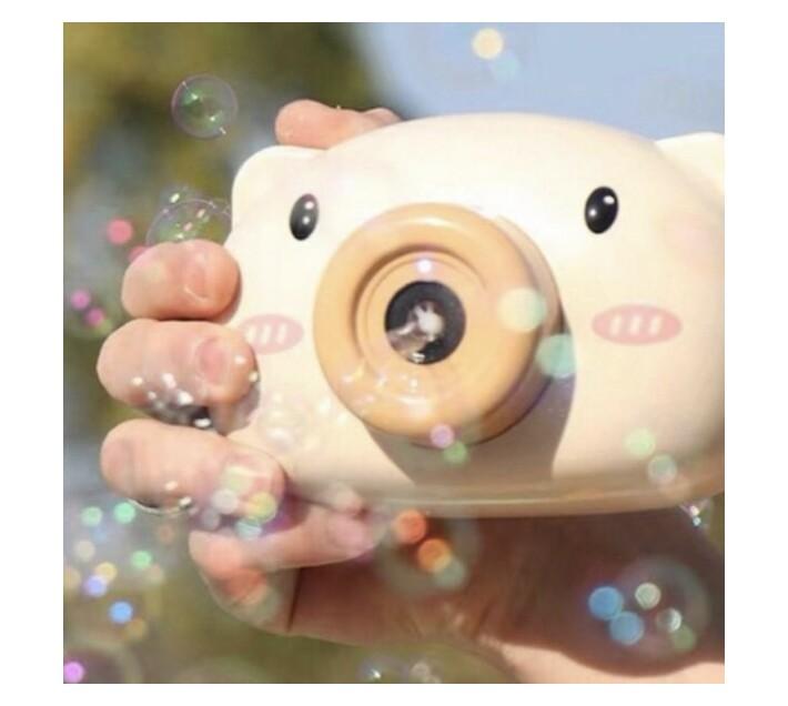 Bubble Camera - Yellow