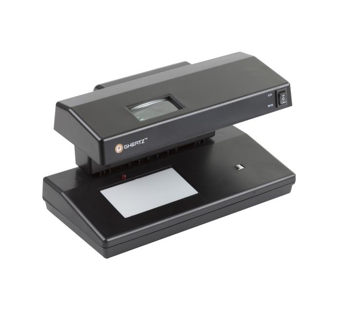 Ghertz Counterfeit Detector