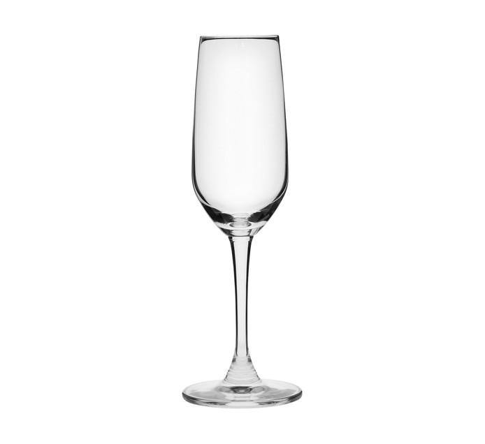 Ocean 185 ml Lexington Champagne Flute Glasses 6-Pack