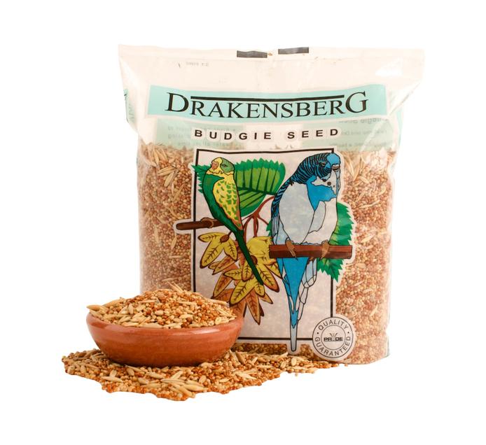 Drakensberg Budgie Seed (1 x 5kg)