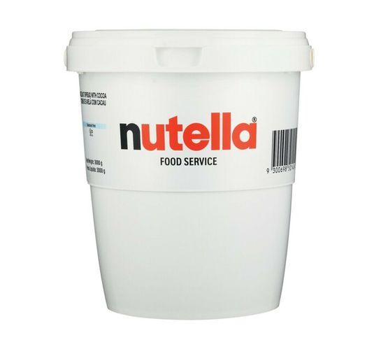 Nutella Spread Chocolate (3kg)