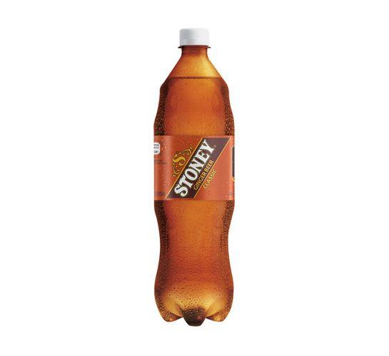 Stoney Soft Drink Ginger Beer (1 x 1l)