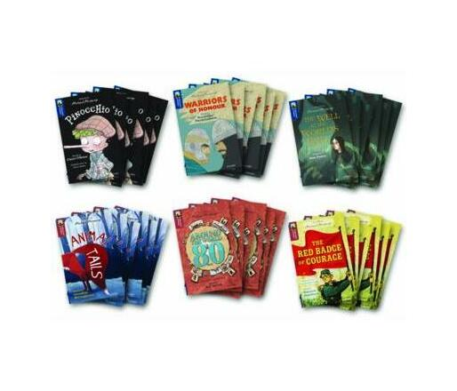 Oxford Reading Tree TreeTops Greatest Stories: Oxford Level 14-15: Class Pack