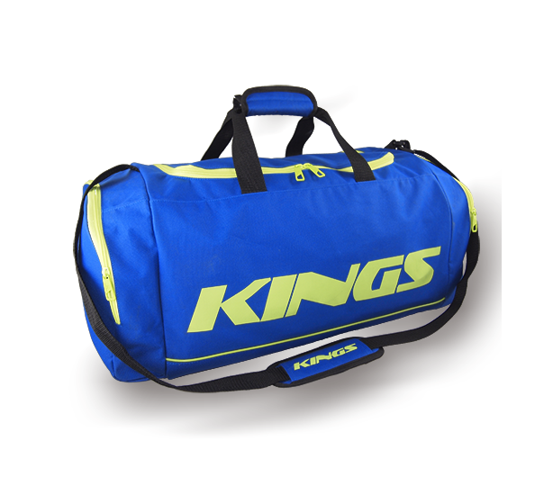Kings Dome Shaped Carry Bag Royal & Green - 2577L