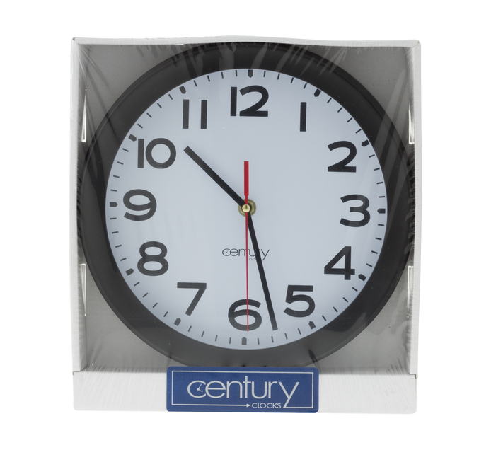 Century 25 cm Atlas Smart Clock