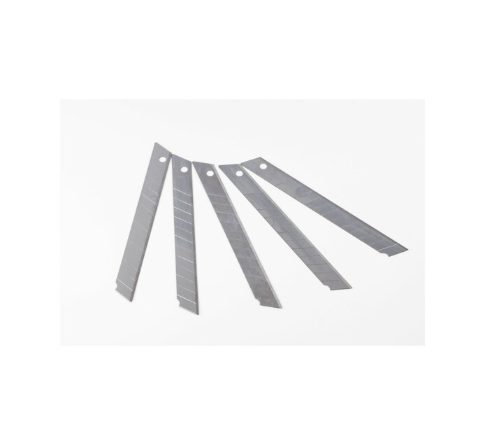 Armour 9 mm Snap-Off Blades 5-Piece
