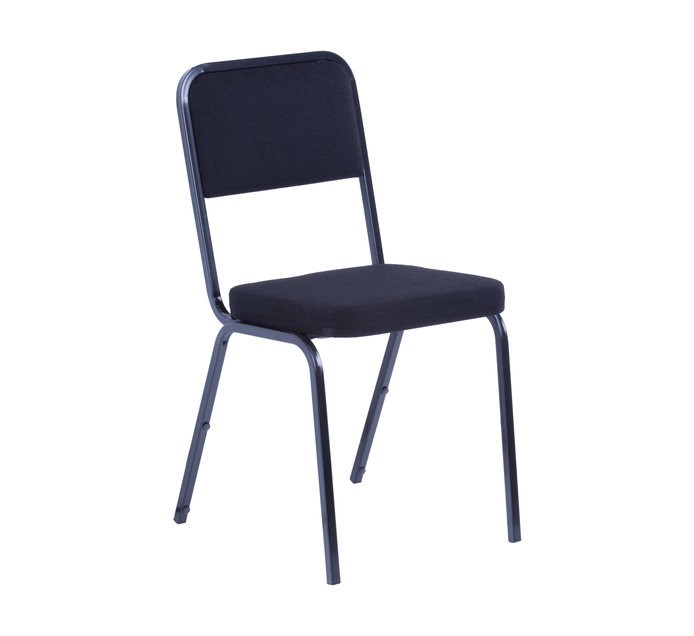Rickstacker Chair Black Black