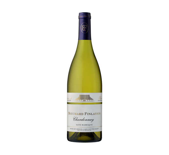 Bouchard Finlayson Sans Barrique Chardonnay (1 x 750ml)