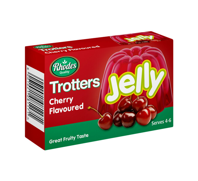Trotters Jelly Cherry (1 x 40g)