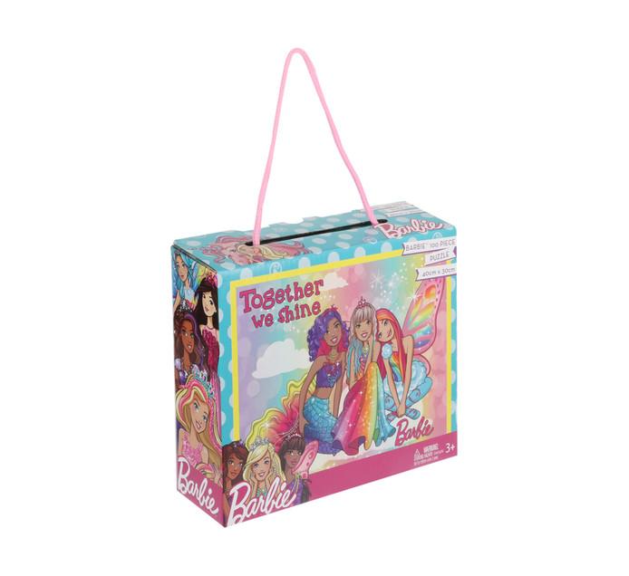 Barbie 100 Piece Puzzle