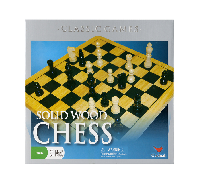 Swell Wooden Chess Set Cjindustries Chair Design For Home Cjindustriesco