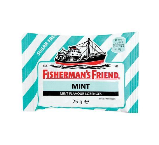Fisherman's Friend Lozenges Mint Sugar Free (24 x 24's)