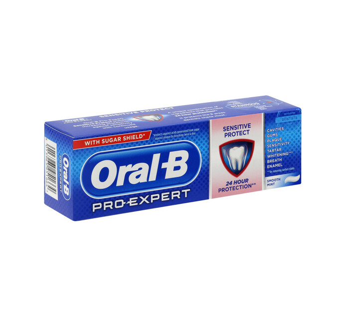 Oral B Pro Expert Toothpaste Sensitive Protect (1 x 75ml)