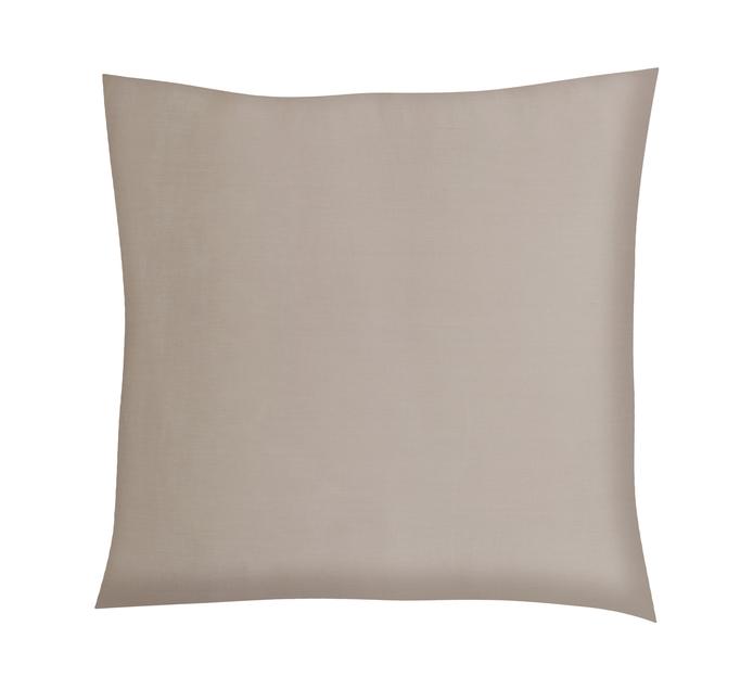 Primaries Continental Pillowcase Stone