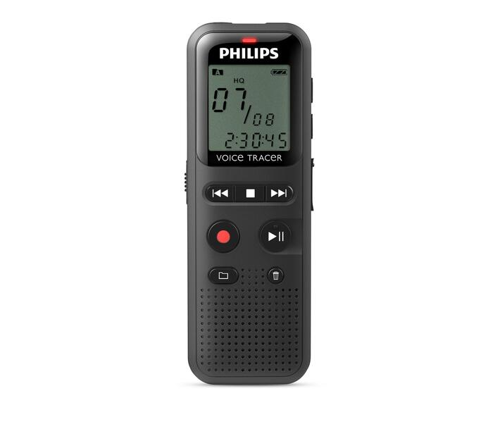 Philips DVT1150 4GB Voice Recorder for Notes