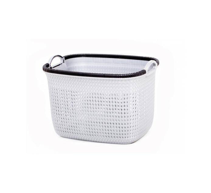 Formosa Knit Laundry Basket