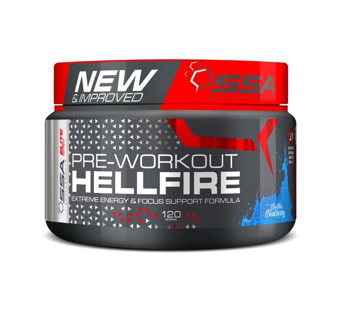 Supplements Sa 120 g Hellfire