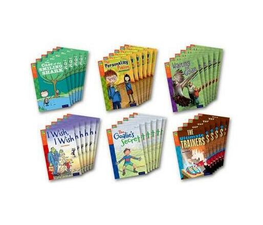 Oxford Reading Tree TreeTops Fiction: Level 13: Pack of 36
