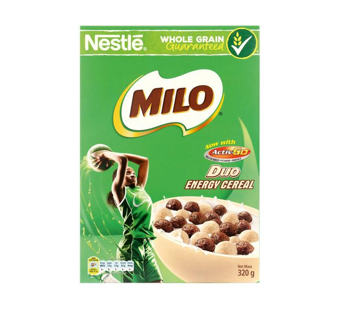 Nestle Milo Duo Wholegrain (1 x 320g)
