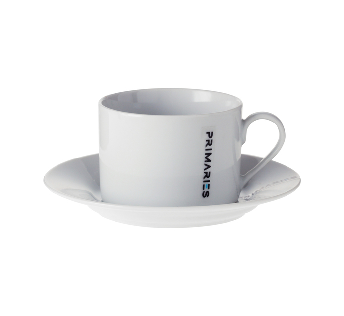 Primaries Rim Cup and Saucer