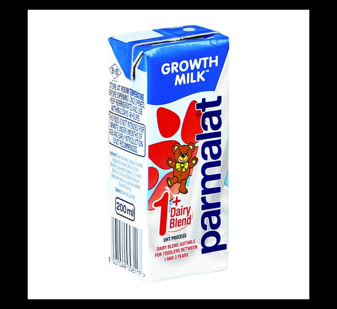 Parmalat Growth Milk 1+ (6 x 200ml)