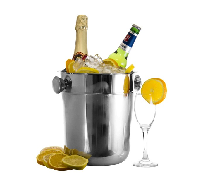 Bar Butler Stainless Steel Ice Bucket 8L