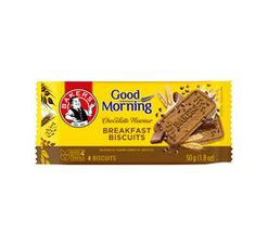 Bakers Good Morning Biscuits Chocolate (16 x 50g)