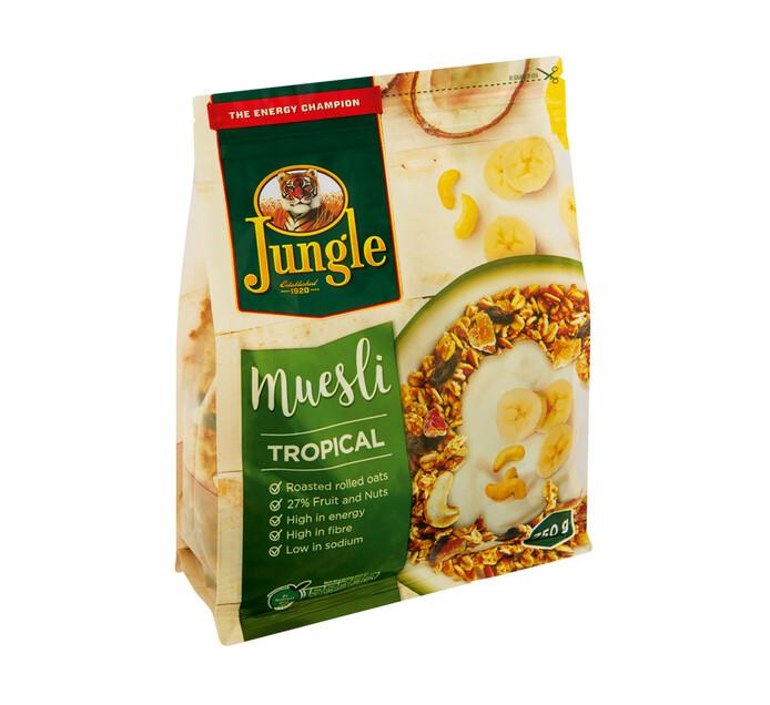 Jungle Muesli Tropical (1 x 750g)