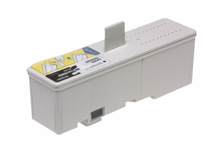 Epson SJIC8(K) - black - original - ink cartridge