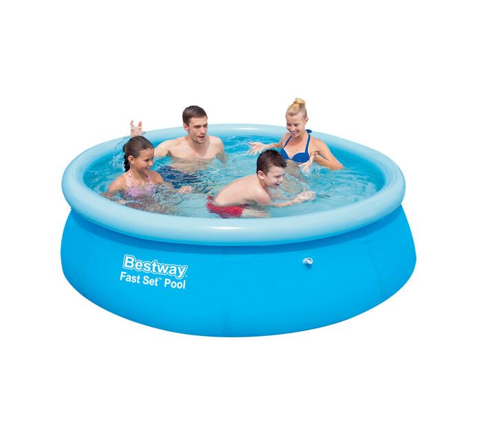 Bestway 244 x 66 cm Fast Set Pool