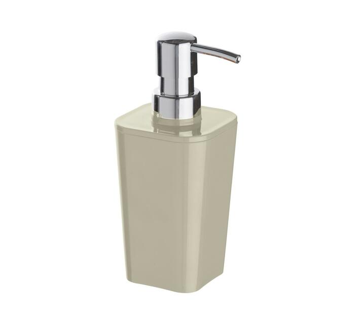 WENKO Soap Dispenser - Candy Range - Taupe - 330ml
