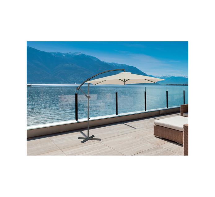 Terrace Leisure 3 m Provence Cantilever Umbrella