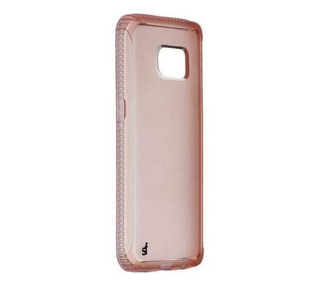 Superfly Soft Jacket Samsung Galaxy S7 Cover (Pink)