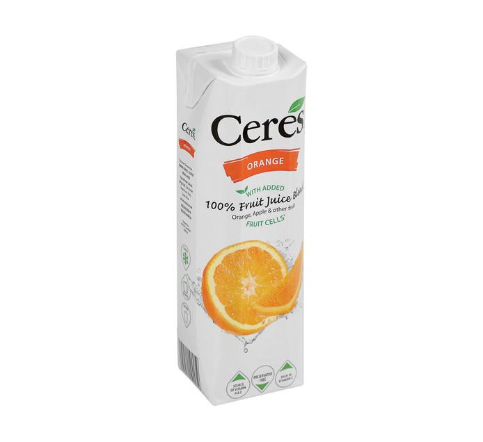 Ceres Fruit Juice Orange (1 x 1L)