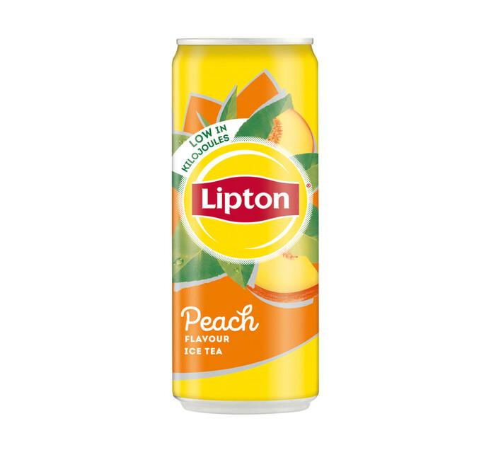 Lipton Iced Tea Peach (24 X 330ml)