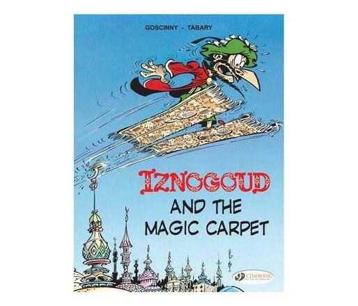 Iznogoud: Iznogoud and the Magic Carpet v. 6
