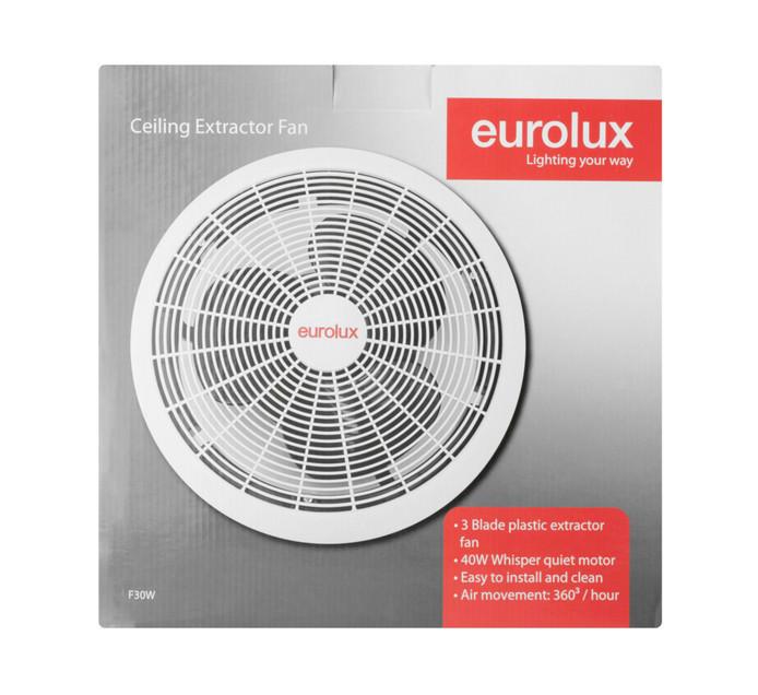 Eurolux 40W Extractor Fan