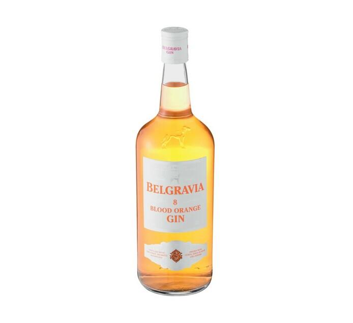 Belgravia Blood Orange Gin (1 x 750 ml)