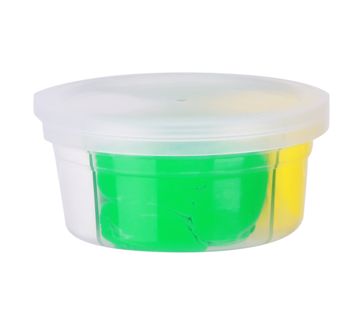 Deli Stationery Soft Clay Net Weight: 30G Asst.