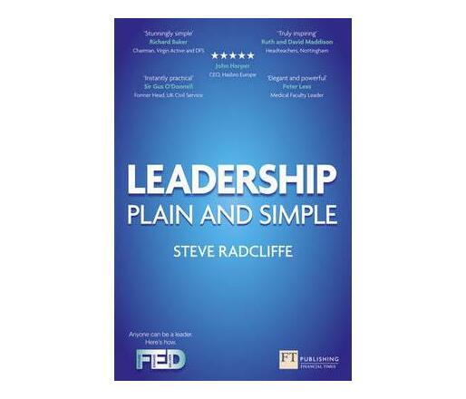 Leadership : Plain and Simple